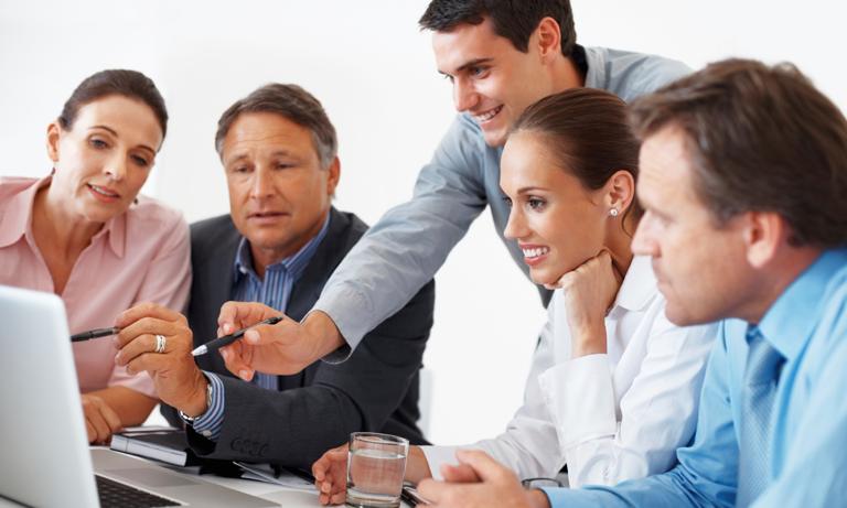 Curso de gestión de equipos