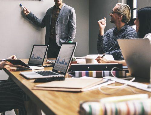 Las ventajas del trabajo en equipo