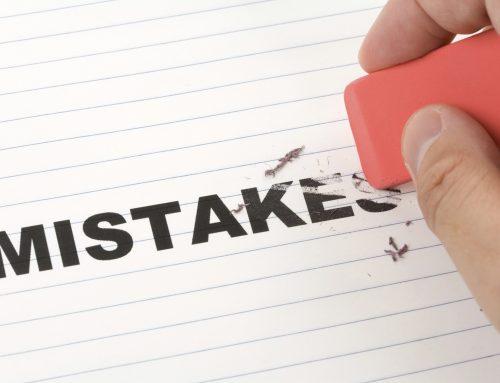Tres errores a evitar en negociaciones