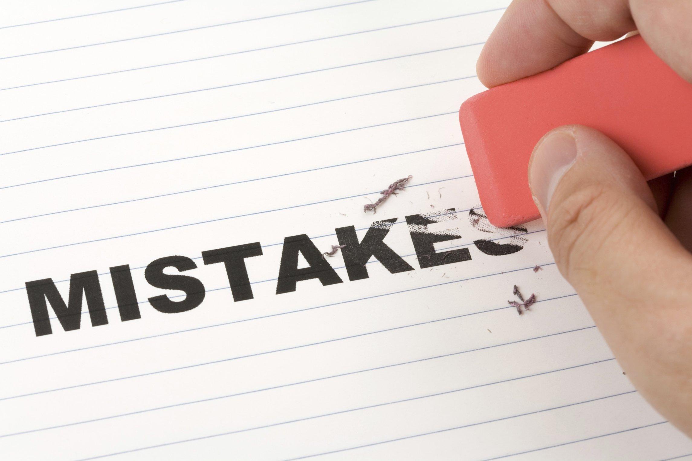 errores a evitar en negociaciones